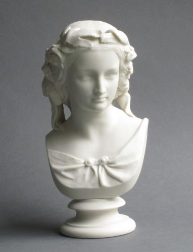 Copeland bust of Miranda