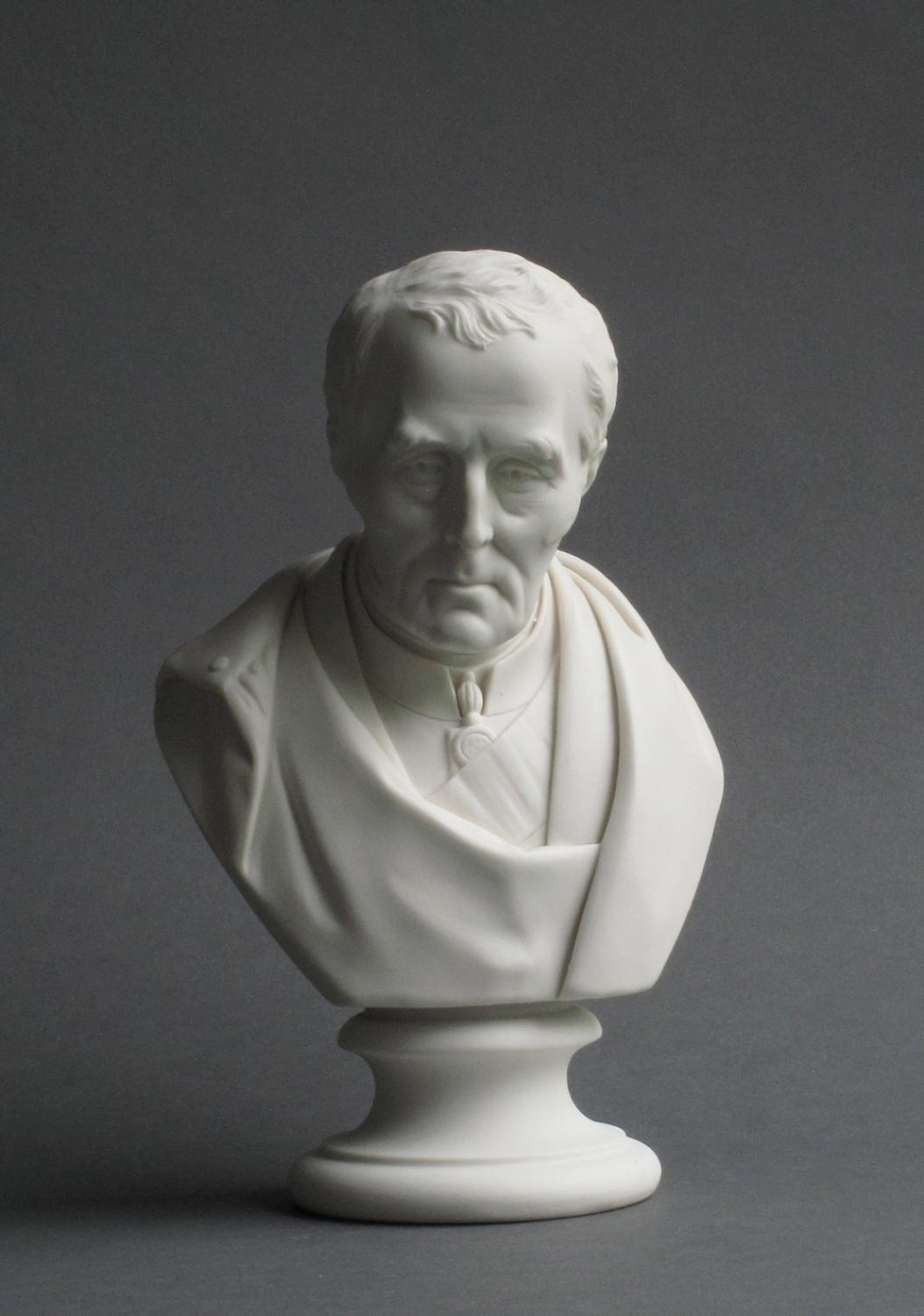 John Rose bust of the Duke of Wellington