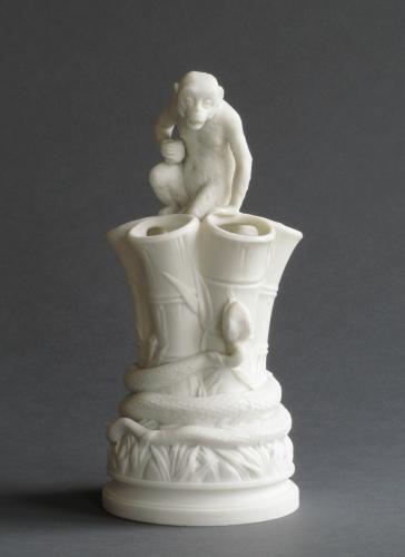 Robinson and Leadbeater monkey vase