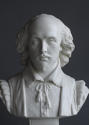 A fine Parian bust of Shakespeare by Copeland - picture 1