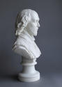 A fine Parian bust of Shakespeare by Copeland - picture 3