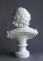A fine Parian bust of Shakespeare by Copeland - picture 4
