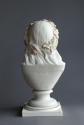 A tinted Parian bust of Ophelia by Copeland - picture 3