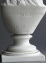 A tinted Parian bust of Ophelia by Copeland - picture 7