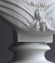 An elegant Parian bust of Princess Alexandra by Copeland - picture 3