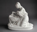 A charming Parian group of the Mother and First-Born by Minton - picture 2
