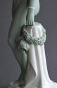 A Minton green and white glazed Parian figure of The Octoroon - picture 7