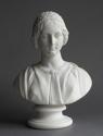 A Parian bust of a Renaissance Woman - picture 1