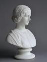 A Parian bust of a Renaissance Woman - picture 2