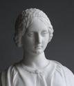 A Parian bust of a Renaissance Woman - picture 7