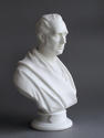 A Minton Parian bust of George Stephenson - picture 2