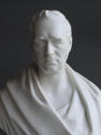 A Minton Parian bust of George Stephenson - picture 5