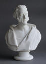 A Minton Parian bust of James Meadows Rendel - picture 1