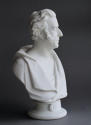 A Minton Parian bust of James Meadows Rendel - picture 2