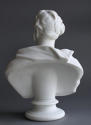A Minton Parian bust of James Meadows Rendel - picture 3