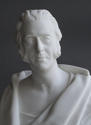 A Minton Parian bust of James Meadows Rendel - picture 5