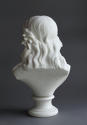 A Parian bust of Spring by Copeland - picture 3