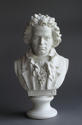 A good Parian bust of Beethoven - picture 1