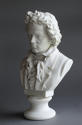 A good Parian bust of Beethoven - picture 4