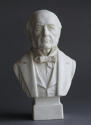 A small Parian bust of Gladstone by Robinson and Leadbeater - picture 1