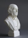 A small Parian bust of Gladstone by Robinson and Leadbeater - picture 2