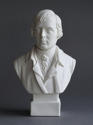 A small Parian bust of Robert Burns by Robinson and Leadbeater - picture 1