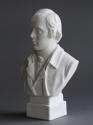 A small Parian bust of Robert Burns by Robinson and Leadbeater - picture 4