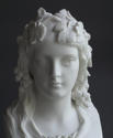 A good Parian bust of the Hop Queen by Copeland - picture 1