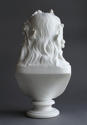 A good Parian bust of the Hop Queen by Copeland - picture 4